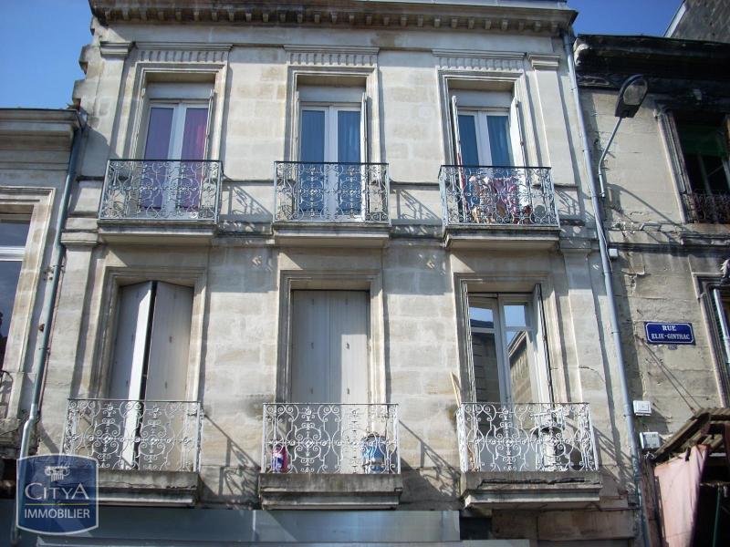 Annonce vente appartement bordeaux 33000 33 m 130 for Location appartement atypique bordeaux 33000